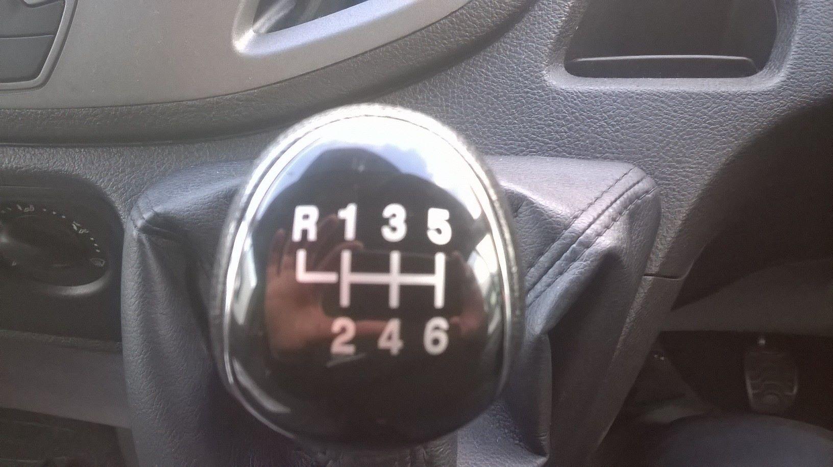 2017 Ford Transit L3 H3 VAN 130PS EURO 6 (FL67PFX) Image 19