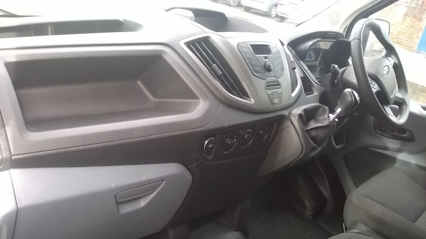 2017 Ford Transit L3 H3 VAN 130PS EURO 6 (FL67PFX) Image 13