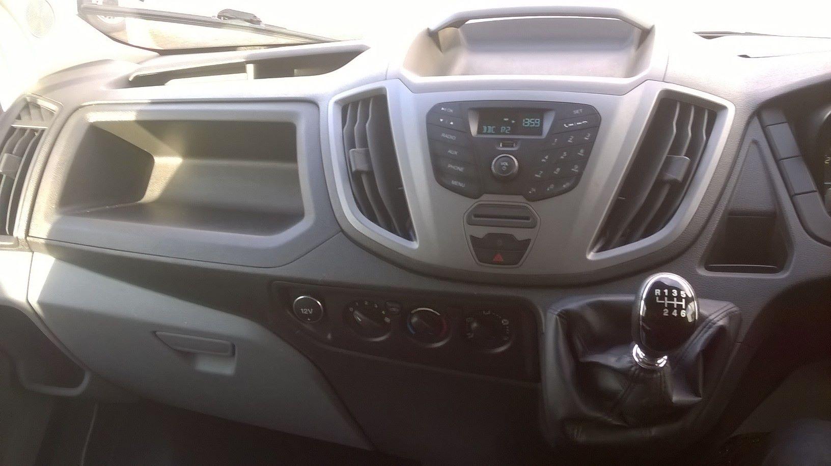 2017 Ford Transit L3 H3 VAN 130PS EURO 6 (FL67PFX) Image 15
