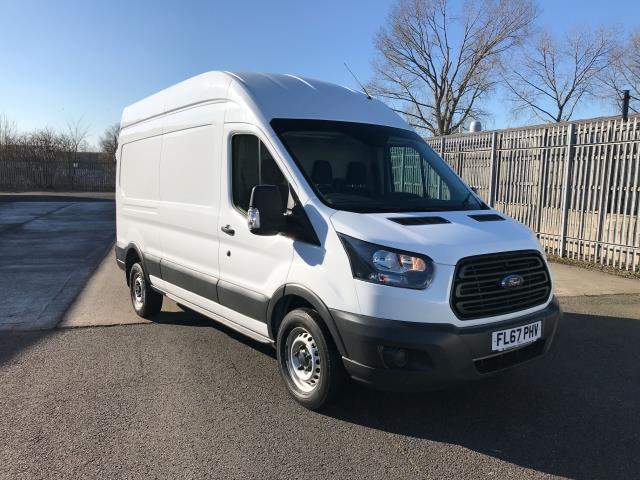 2017 Ford Transit T350 L3 H3 130PS EURO 6 (FL67PHV)