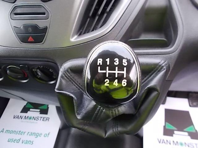 2017 Ford Transit Custom  290 L1 DIESEL FWD 2.0 TDCI 105PS LOW ROOF VAN EURO 6 (FL67PKN) Image 21