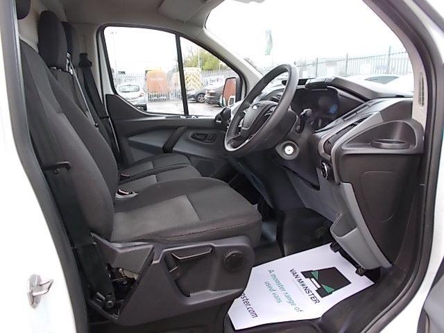 2017 Ford Transit Custom  290 L1 DIESEL FWD 2.0 TDCI 105PS LOW ROOF VAN EURO 6 (FL67PKN) Image 15