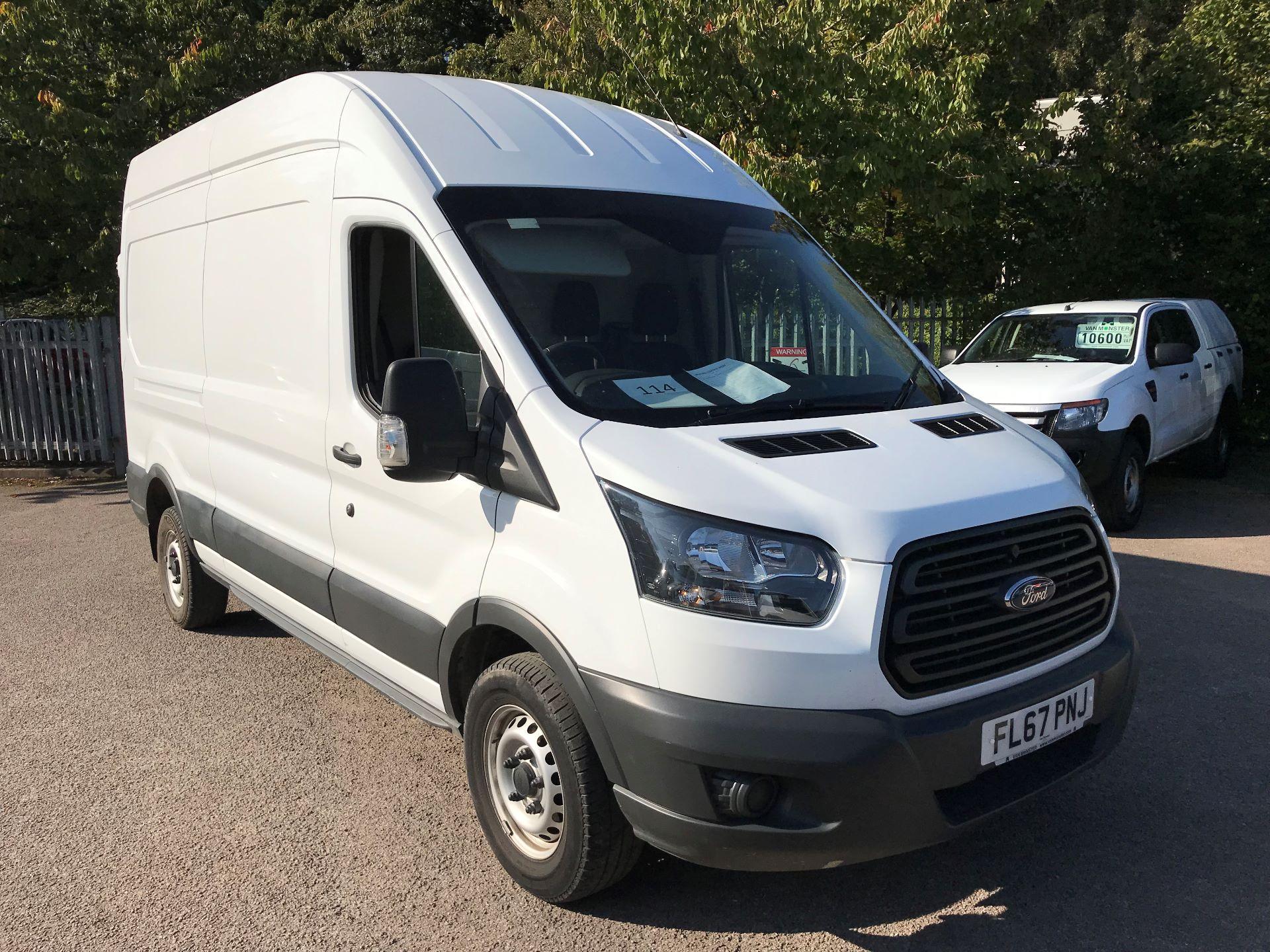 2017 Ford Transit L3 H3 VAN 130PS EURO 6 (FL67PNJ)