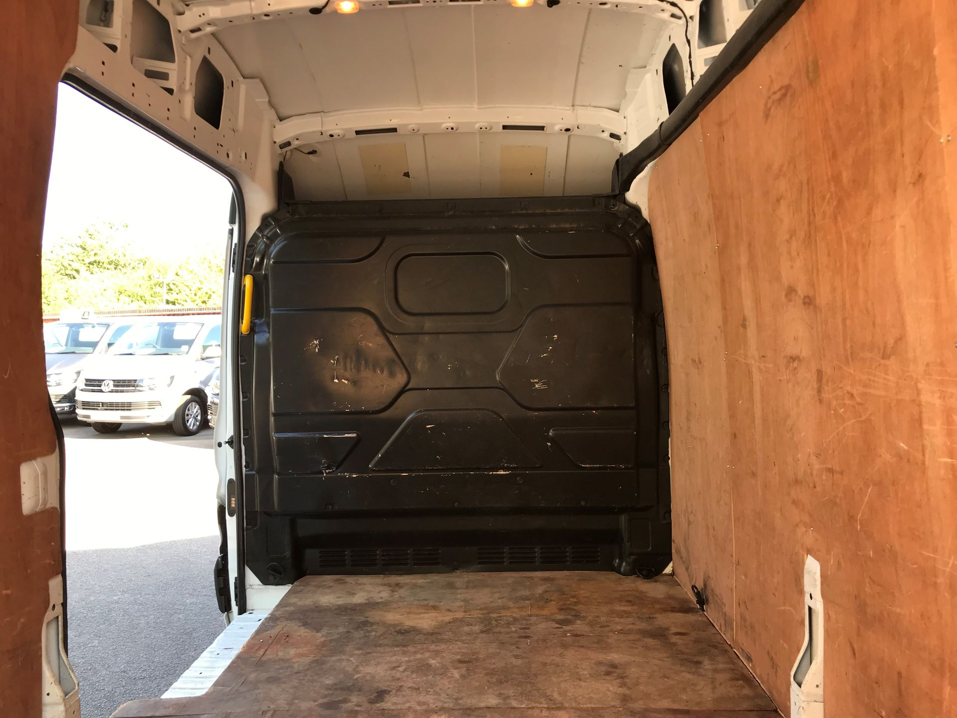 2017 Ford Transit L3 H3 VAN 130PS EURO 6 (FL67PNJ) Image 12