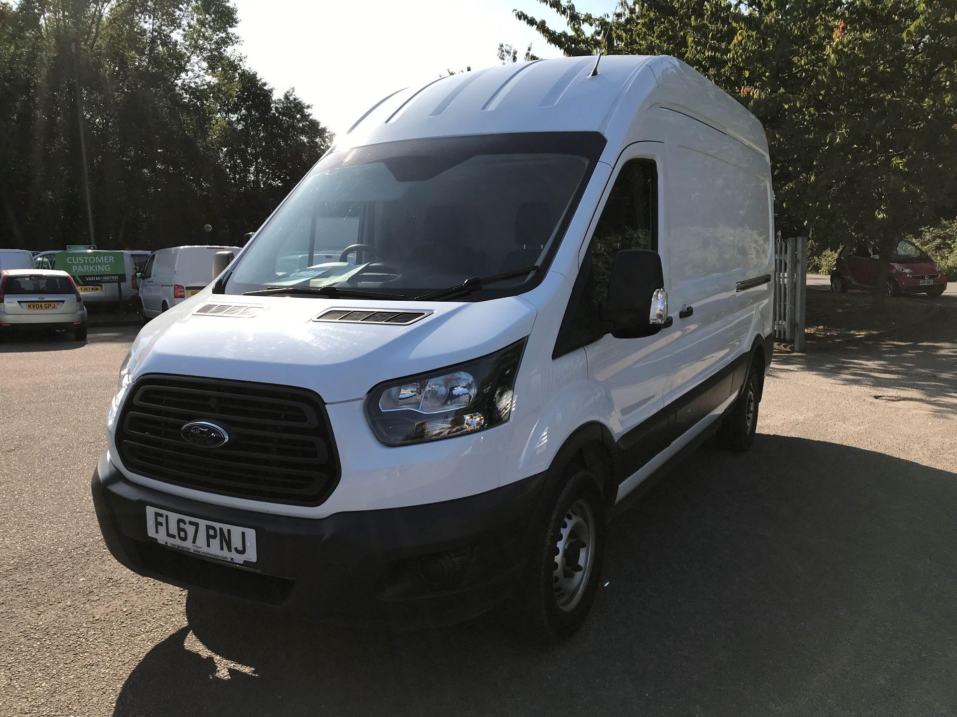 2017 Ford Transit L3 H3 VAN 130PS EURO 6 (FL67PNJ) Image 3