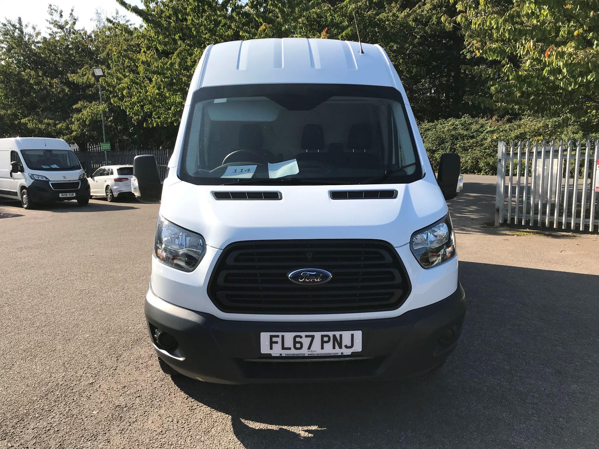 2017 Ford Transit L3 H3 VAN 130PS EURO 6 (FL67PNJ) Image 2