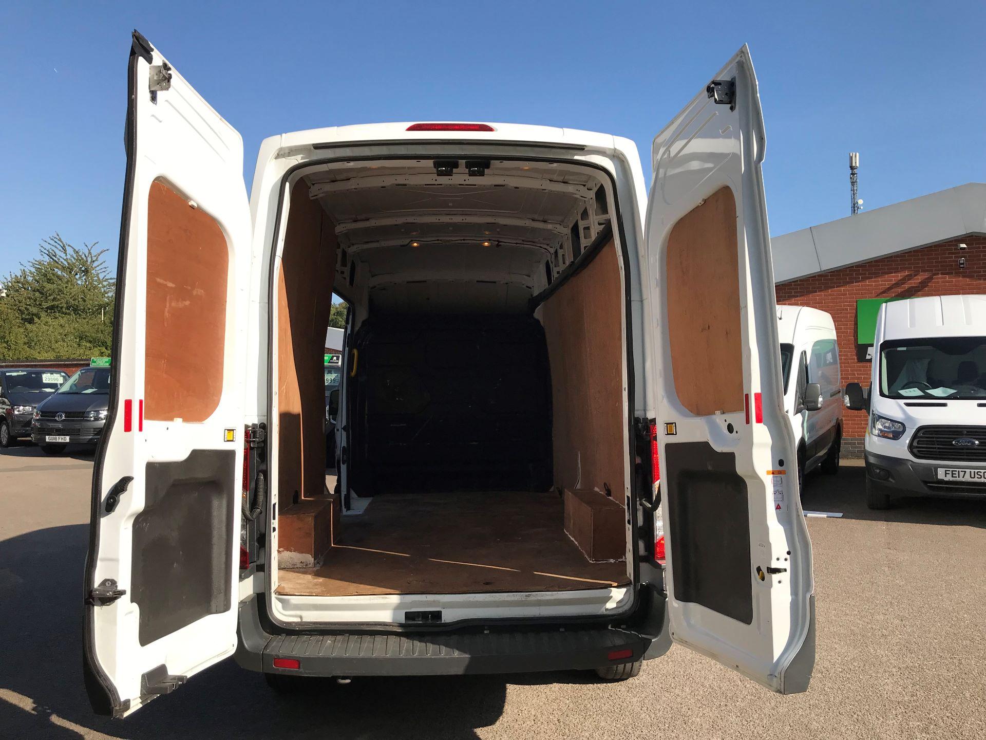 2017 Ford Transit L3 H3 VAN 130PS EURO 6 (FL67PNJ) Image 11