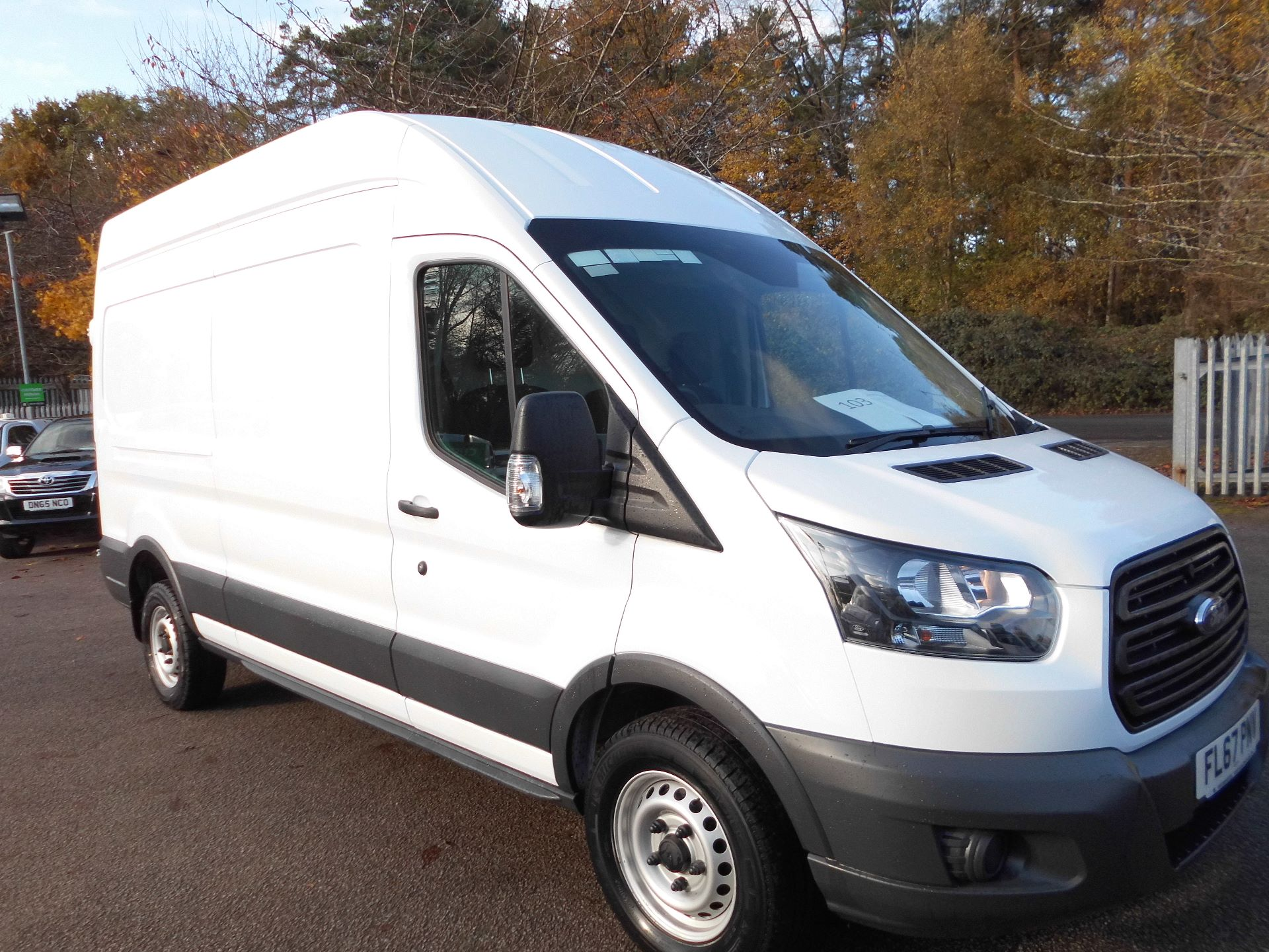 2017 Ford Transit L3 H3 VAN 130PS EURO 6 (FL67PNV)