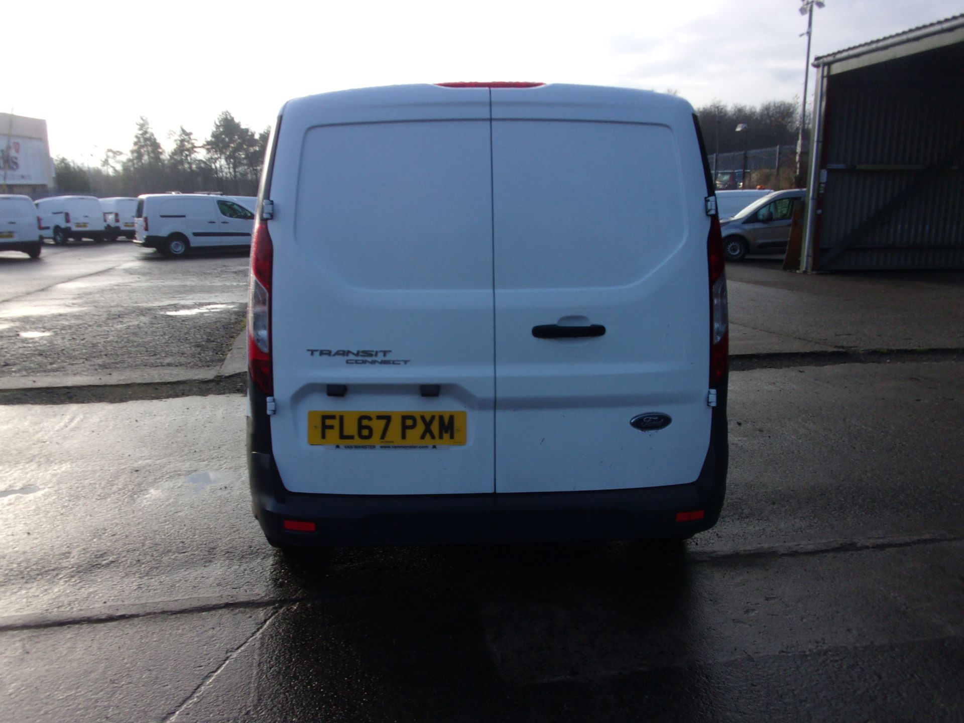 2017 Ford Transit Connect 200 L1 DIESEL 1.5 TDCI 75PS VAN  (FL67PXM) Thumbnail 10