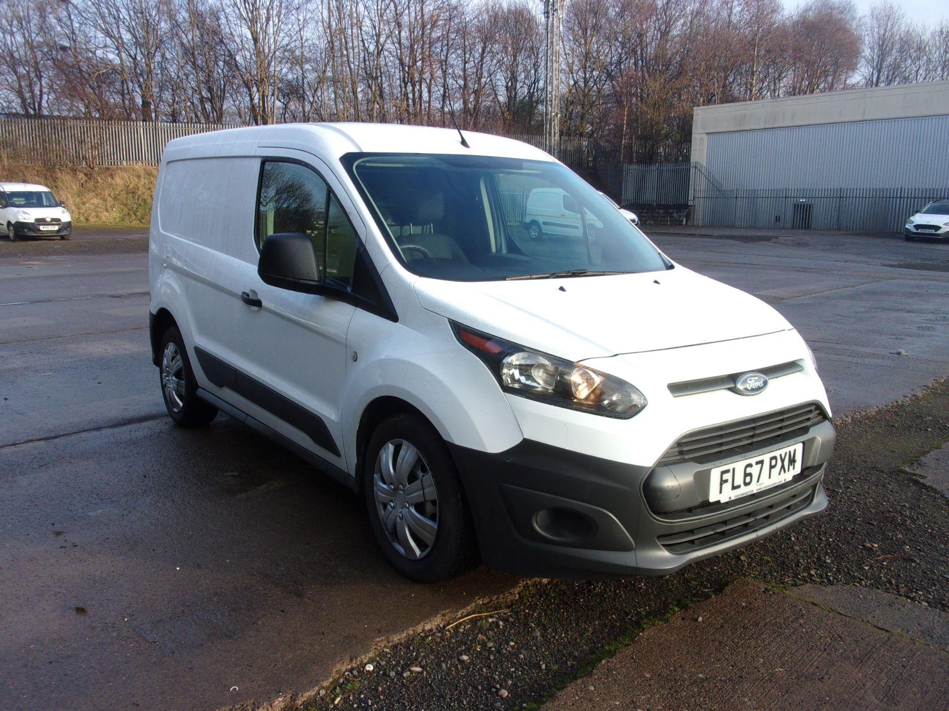 2017 Ford Transit Connect 200 L1 DIESEL 1.5 TDCI 75PS VAN  (FL67PXM) Thumbnail 1