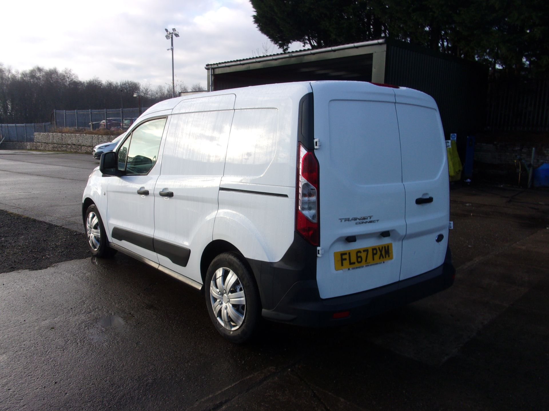 2017 Ford Transit Connect 200 L1 DIESEL 1.5 TDCI 75PS VAN  (FL67PXM) Thumbnail 11