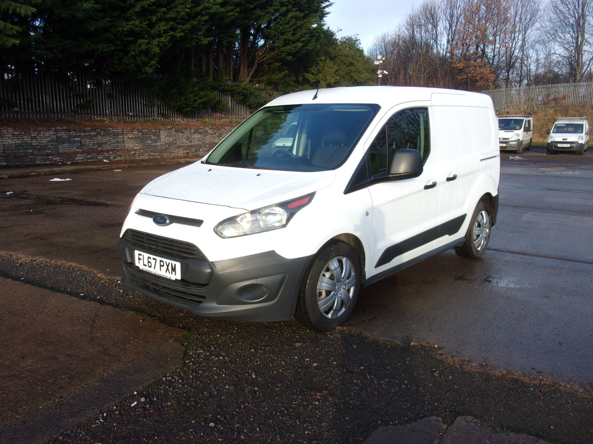 2017 Ford Transit Connect 200 L1 DIESEL 1.5 TDCI 75PS VAN  (FL67PXM) Thumbnail 14