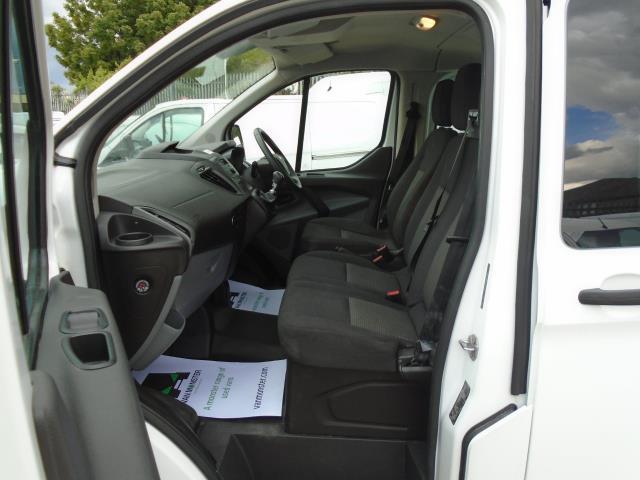 2017 Ford Transit Custom 2.0 Tdci 130Ps Low Roof Kombi Van (FL67PZO) Image 13