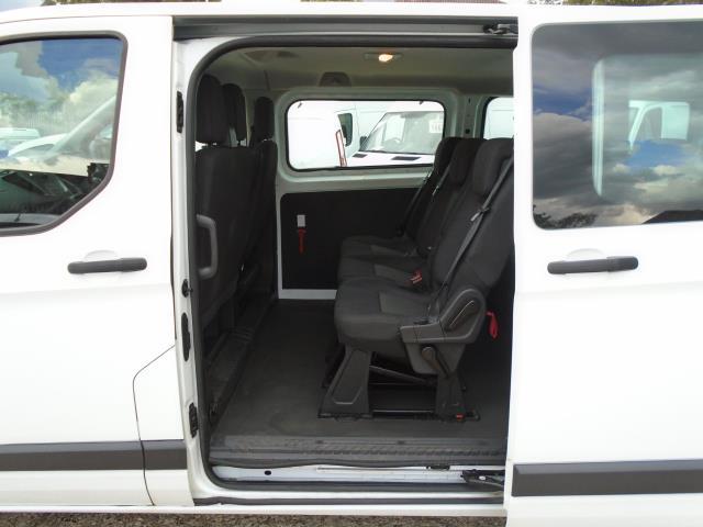 2017 Ford Transit Custom 2.0 Tdci 130Ps Low Roof Kombi Van (FL67PZO) Image 14