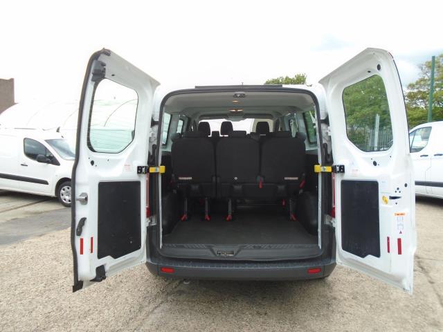 2017 Ford Transit Custom 2.0 Tdci 130Ps Low Roof Kombi Van (FL67PZO) Image 15