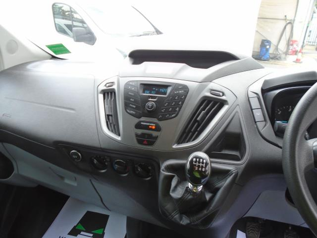2017 Ford Transit Custom 2.0 Tdci 130Ps Low Roof Kombi Van (FL67PZO) Image 18