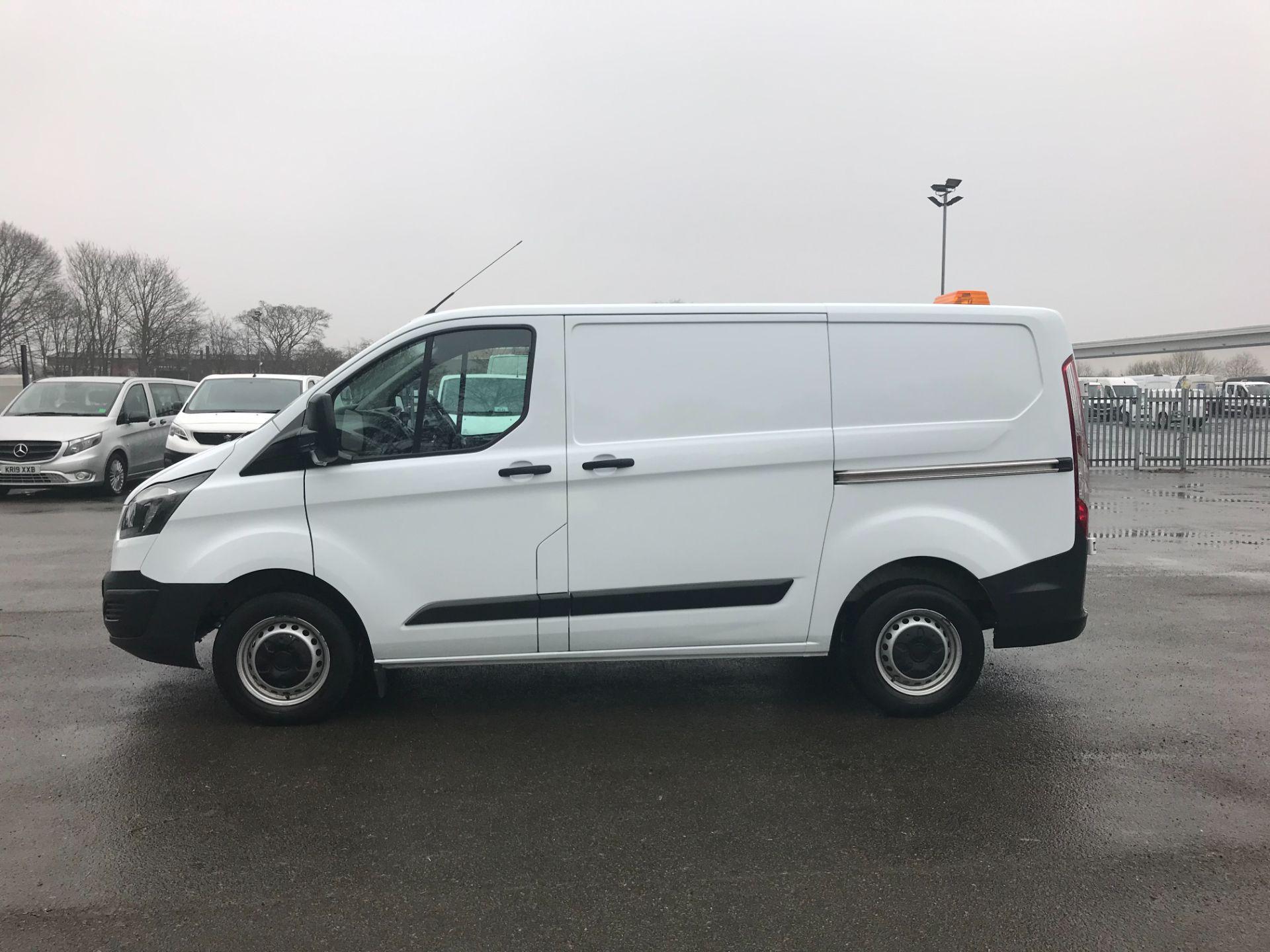 2017 Ford Transit Custom  290 L1 DIESEL FWD 2.0 TDCI 105PS LOW ROOF VAN EURO 6 (FL67RBV) Image 4