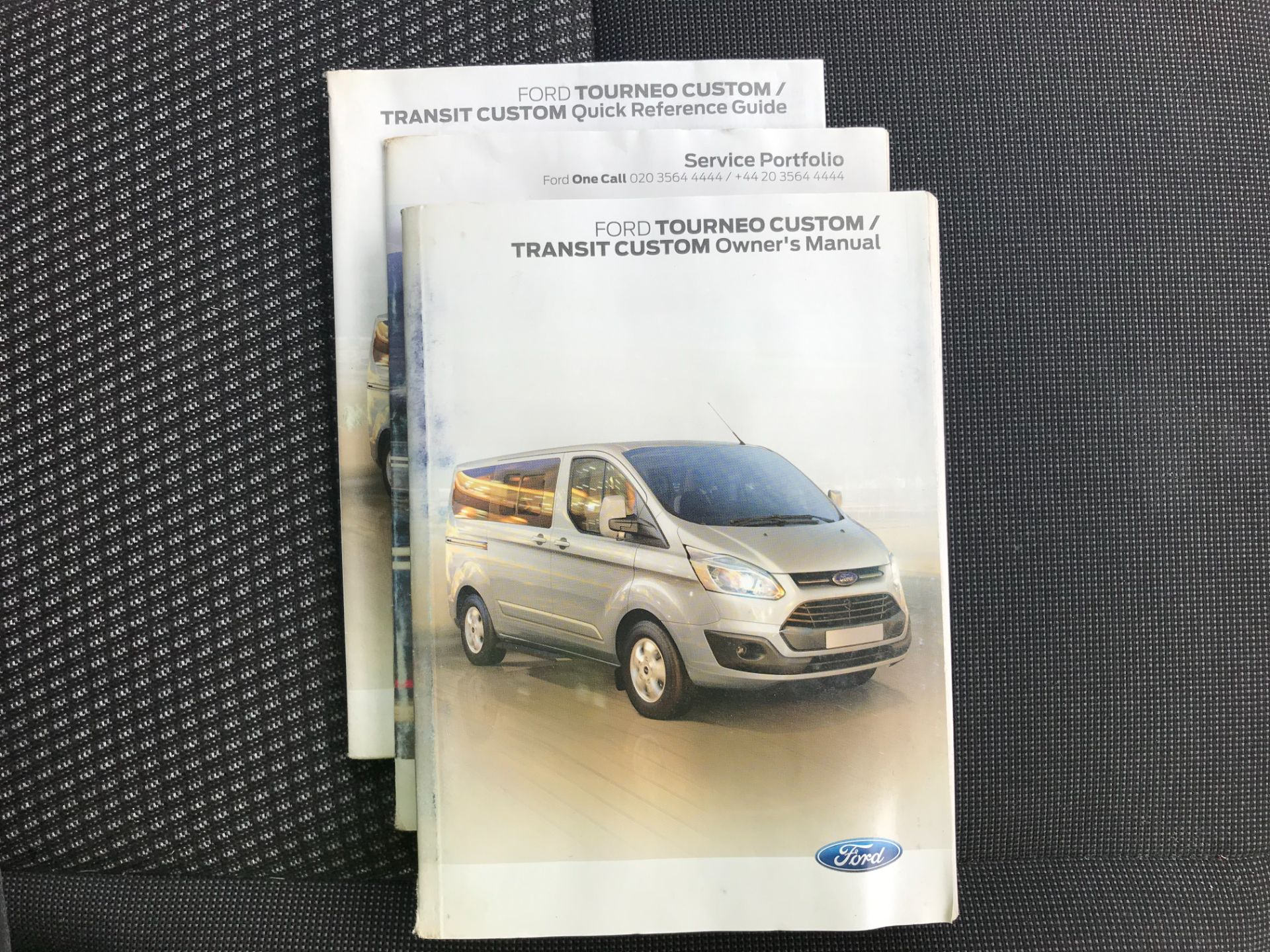 2017 Ford Transit Custom  290 L1 DIESEL FWD 2.0 TDCI 105PS LOW ROOF VAN EURO 6 (FL67RBV) Image 29