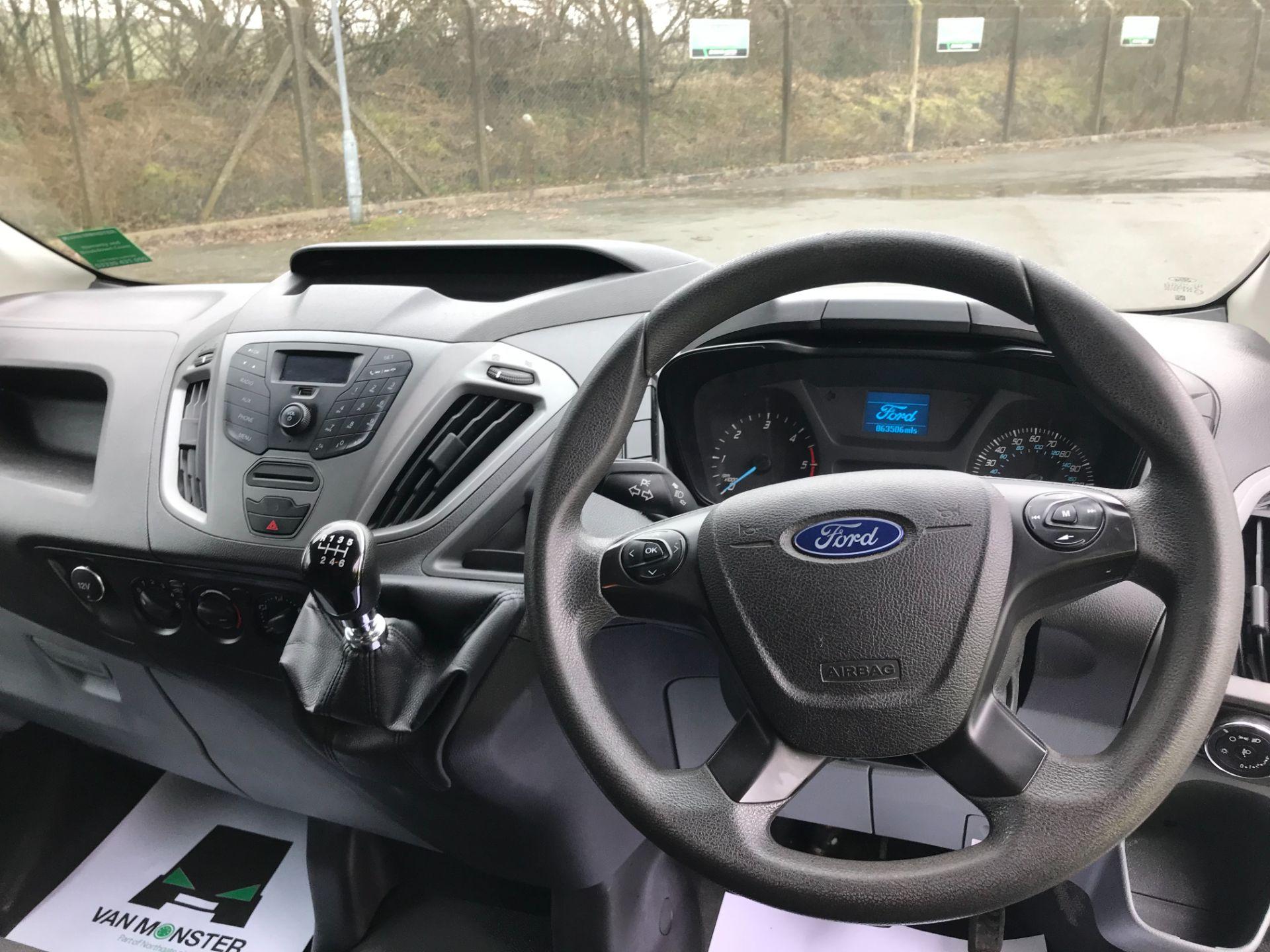 2017 Ford Transit Custom  290 L1 DIESEL FWD 2.0 TDCI 105PS LOW ROOF VAN EURO 6 (FL67RBV) Image 18
