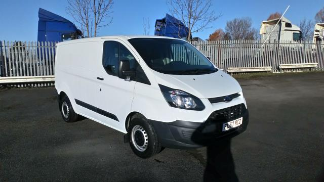 2017 Ford Transit Custom 2.0 Tdci 105Ps Low Roof Van (FL67RCZ)