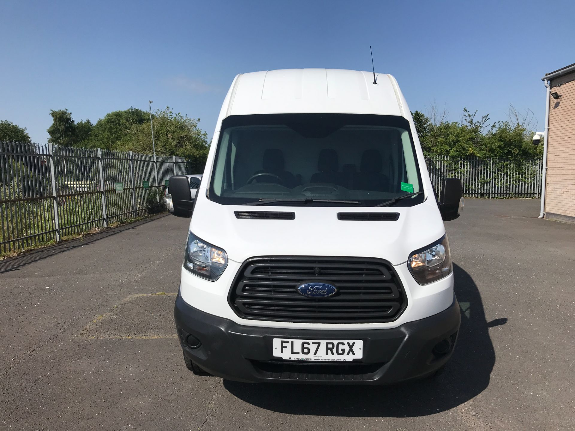 2017 Ford Transit T350 L3 H3 130PS EURO 6 (FL67RGX) Image 19