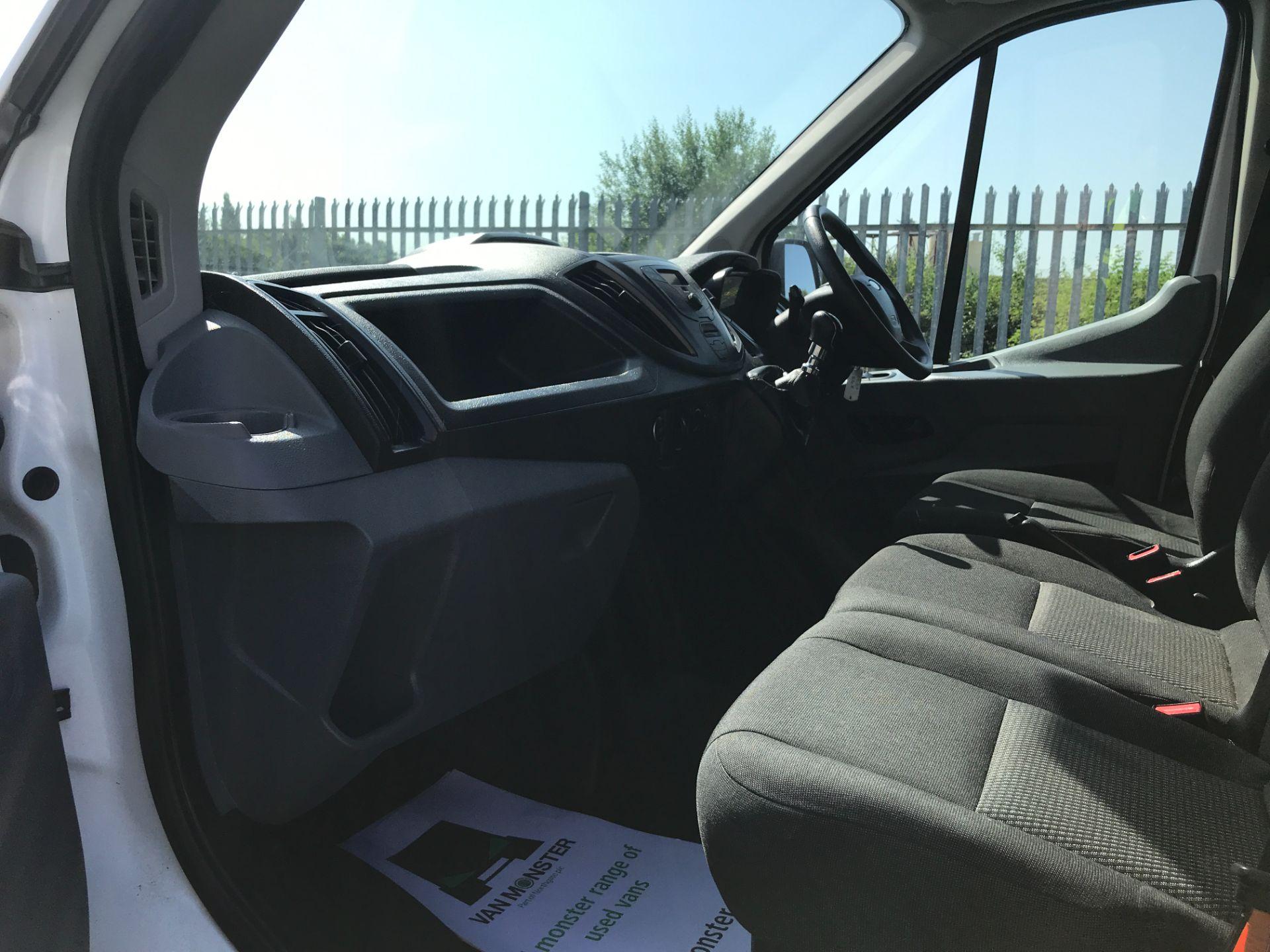 2017 Ford Transit T350 L3 H3 130PS EURO 6 (FL67RGX) Image 18