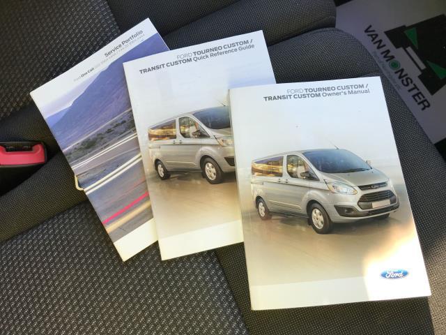 2017 Ford Transit Custom  290 L1 2.0TDCI 105PS LOW ROOF EURO 6 (FL67RJY) Image 28