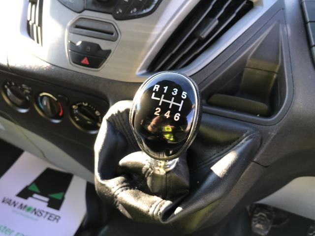 2017 Ford Transit Custom  290 L1 2.0TDCI 105PS LOW ROOF EURO 6 (FL67RJY) Image 4