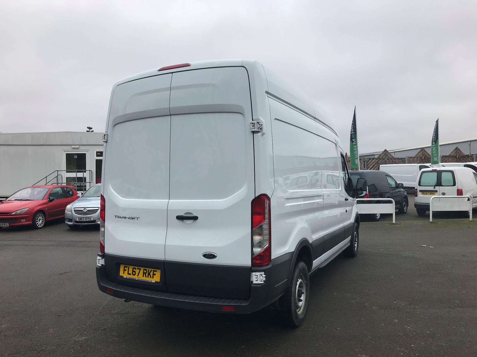 2017 Ford Transit L3 H3 VAN 130PS EURO 6 (FL67RKF) Image 4
