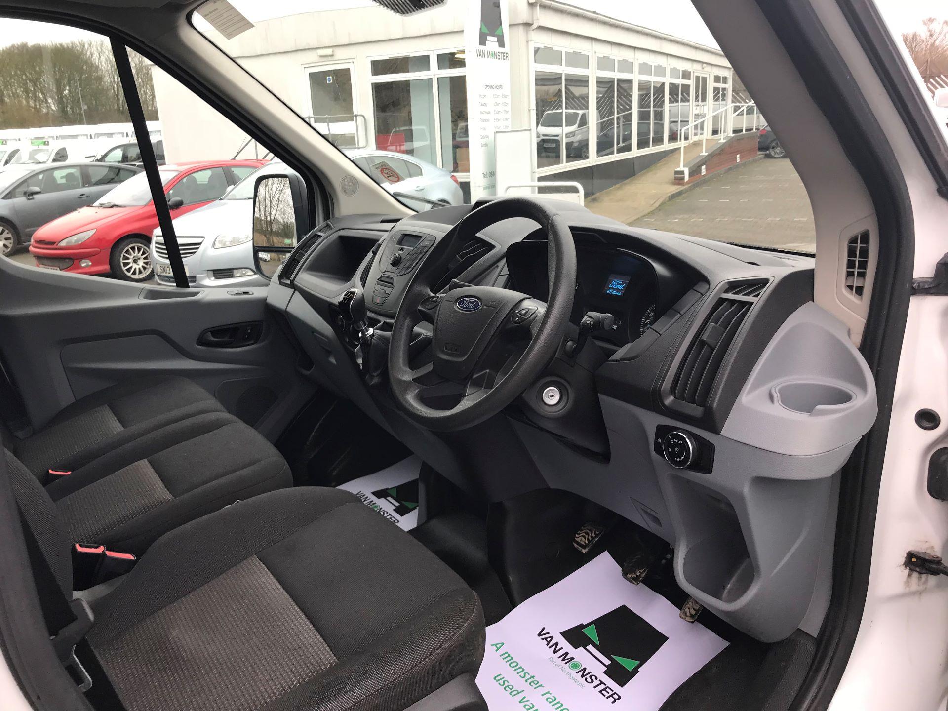 2017 Ford Transit L3 H3 VAN 130PS EURO 6 (FL67RKF) Image 16