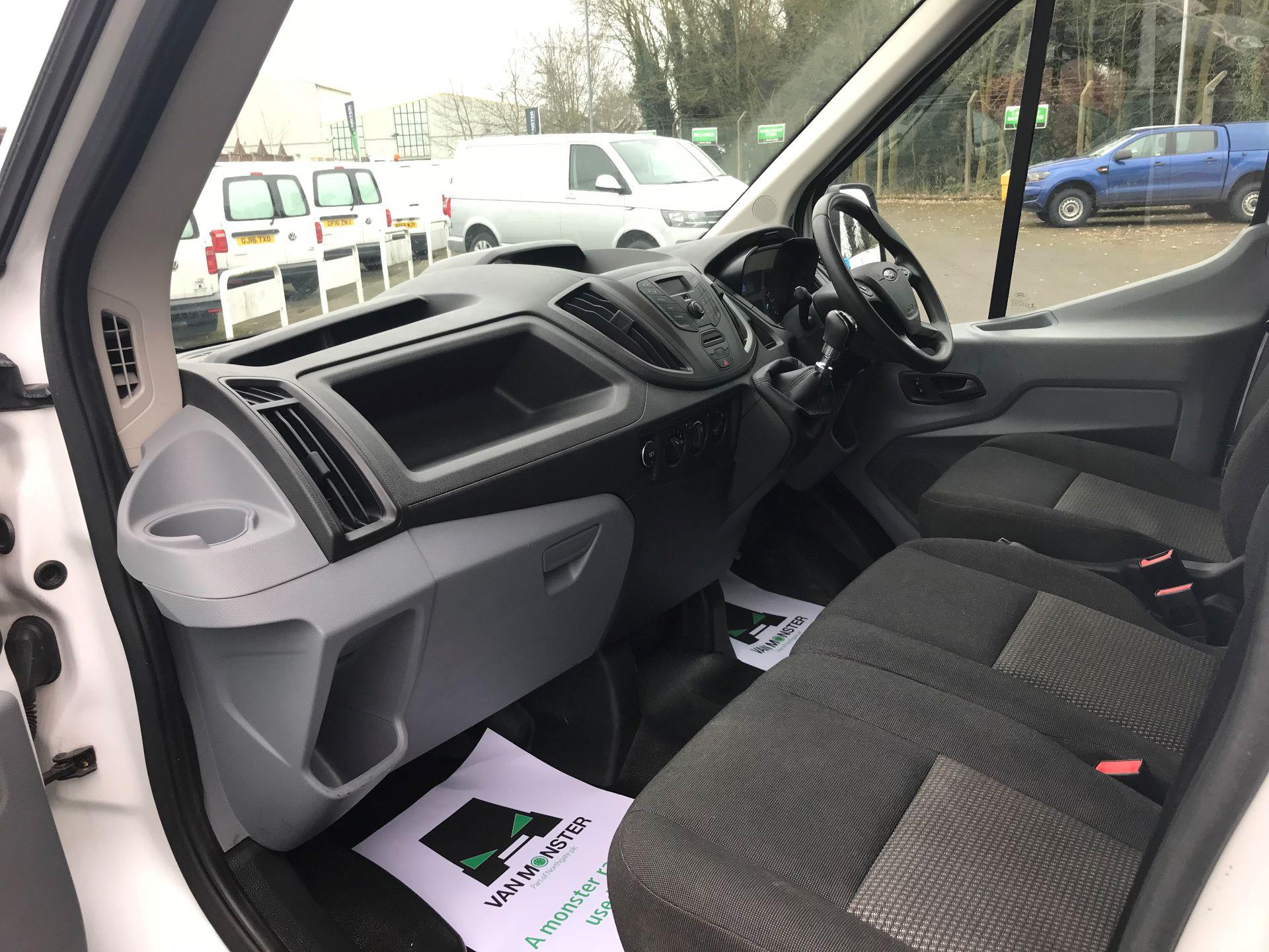 2017 Ford Transit L3 H3 VAN 130PS EURO 6 (FL67RKF) Image 15