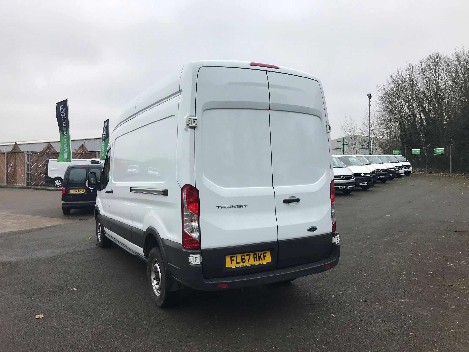 2017 Ford Transit L3 H3 VAN 130PS EURO 6 (FL67RKF) Image 5