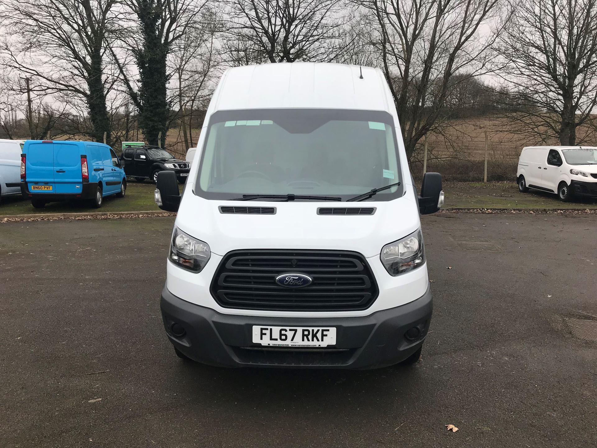 2017 Ford Transit L3 H3 VAN 130PS EURO 6 (FL67RKF) Image 3
