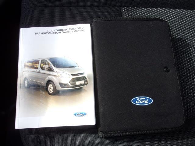 2017 Ford Transit Custom 290 2.0 Tdci 105Ps Low Roof Van (FL67RKY) Image 22