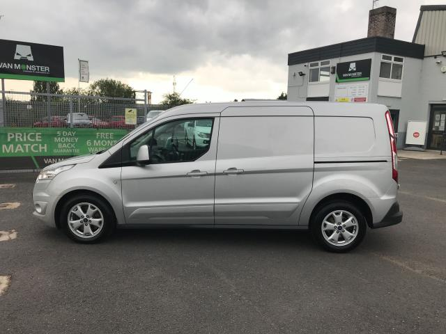 2017 Ford Transit Connect T240 L2 H1 1.5TDCI 120PS LIMITED EURO 6 (FL67RPY) Image 7
