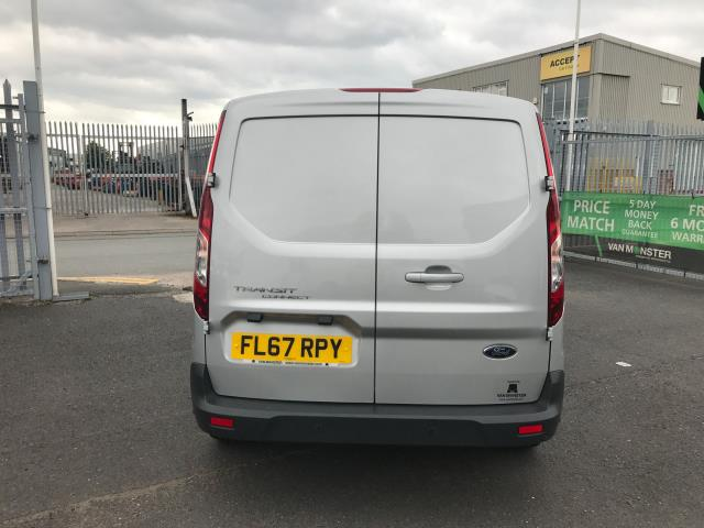 2017 Ford Transit Connect T240 L2 H1 1.5TDCI 120PS LIMITED EURO 6 (FL67RPY) Image 21