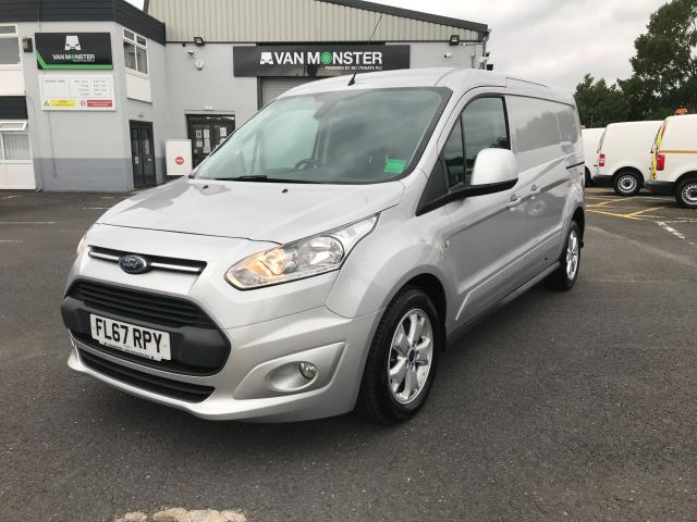 2017 Ford Transit Connect T240 L2 H1 1.5TDCI 120PS LIMITED EURO 6 (FL67RPY) Image 2