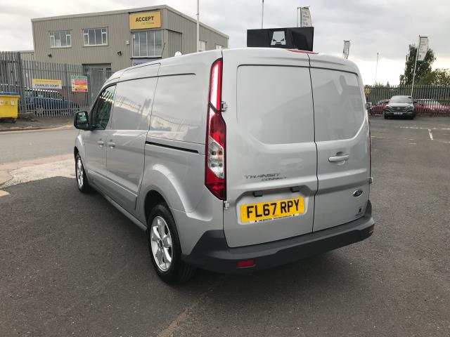 2017 Ford Transit Connect T240 L2 H1 1.5TDCI 120PS LIMITED EURO 6 (FL67RPY) Image 4