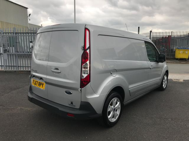 2017 Ford Transit Connect T240 L2 H1 1.5TDCI 120PS LIMITED EURO 6 (FL67RPY) Image 3
