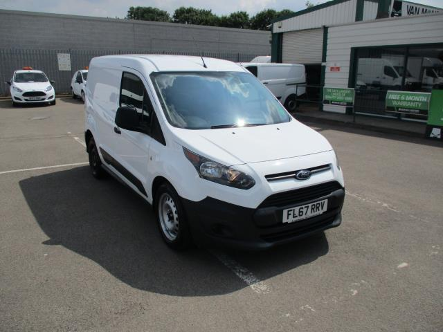 2017 Ford Transit Connect 200 L1 DIESEL 1.5 TDCi 75PS VAN EURO 6 **LIMITED TO 70MPH** (FL67RRV)