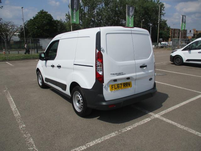 2017 Ford Transit Connect 200 L1 DIESEL 1.5 TDCi 75PS VAN EURO 6 **LIMITED TO 70MPH** (FL67RRV) Image 6