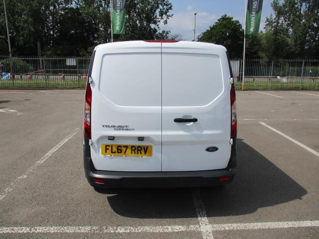 2017 Ford Transit Connect 200 L1 DIESEL 1.5 TDCi 75PS VAN EURO 6 **LIMITED TO 70MPH** (FL67RRV) Image 4