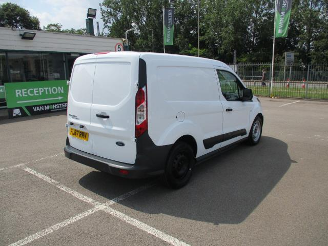 2017 Ford Transit Connect 200 L1 DIESEL 1.5 TDCi 75PS VAN EURO 6 **LIMITED TO 70MPH** (FL67RRV) Image 3