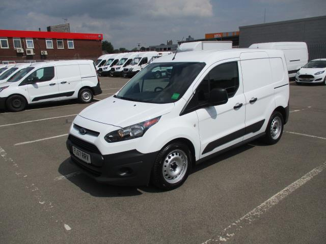 2017 Ford Transit Connect 200 L1 DIESEL 1.5 TDCi 75PS VAN EURO 6 **LIMITED TO 70MPH** (FL67RRV) Image 9