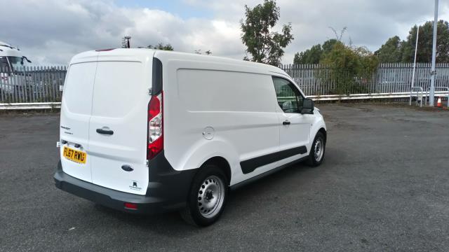 2017 Ford Transit Connect 1.5 Tdci 100Ps Van (FL67RWU) Image 7