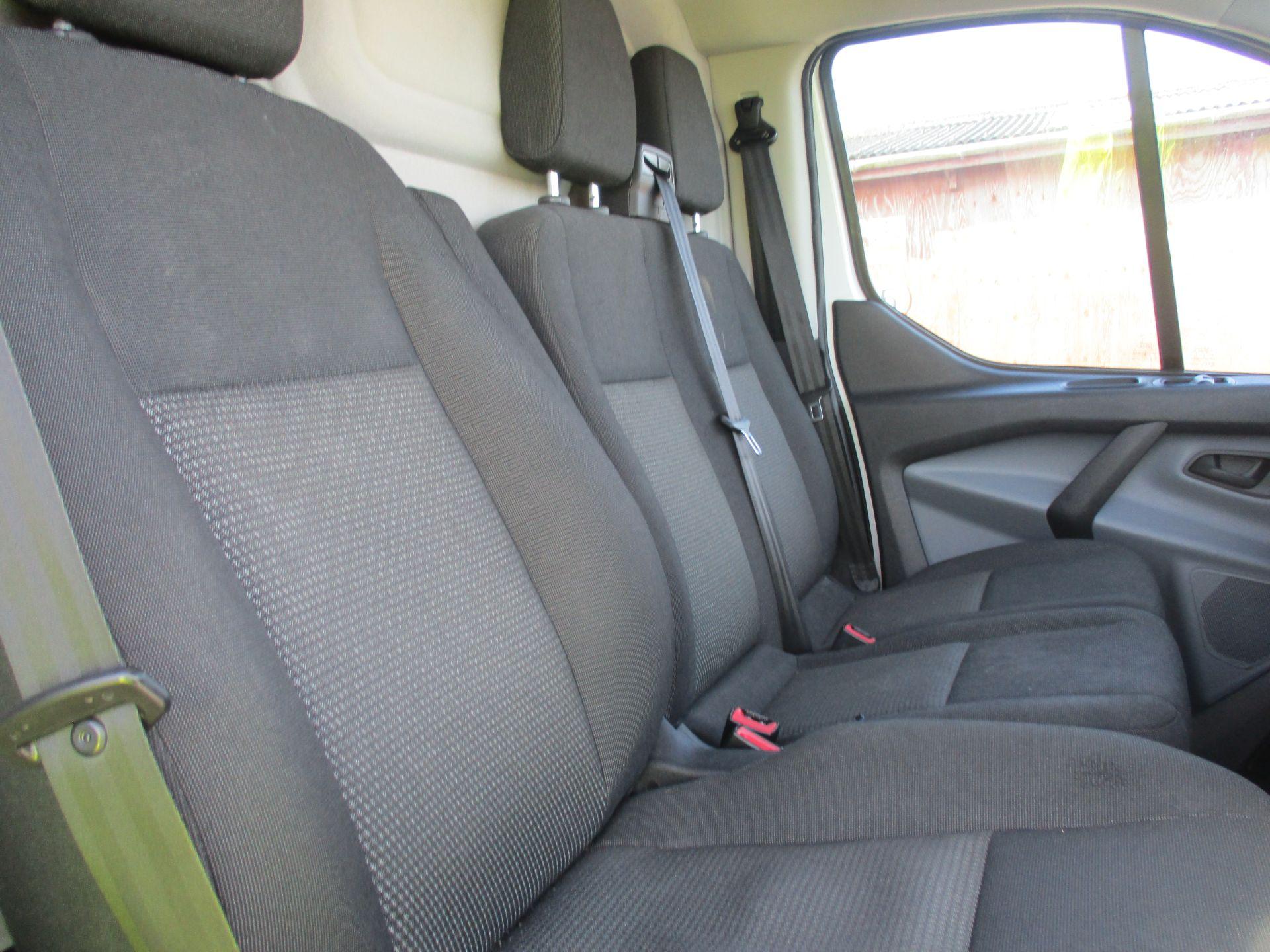 2017 Ford Transit Custom 290 L1 DIESEL FWD 2.0 TDCI 105PS LOW ROOF VAN EURO 6 (FL67RWZ) Image 12