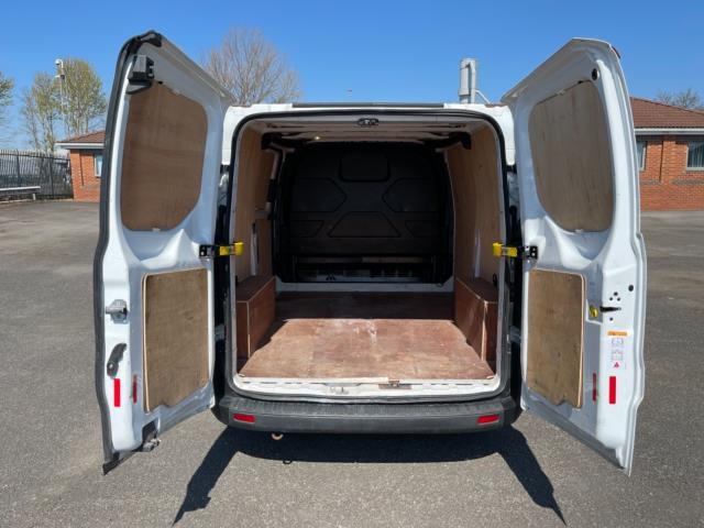 2017 Ford Transit Custom 2.0 Tdci 105Ps Low Roof Van (FL67SFF) Image 12