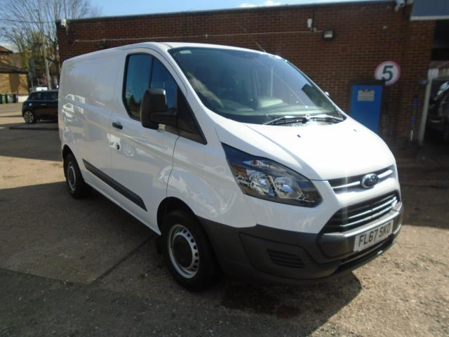 2017 Ford Transit Custom 2.0 Tdci 105Ps Low Roof Van EURO 6 (FL67SKO)