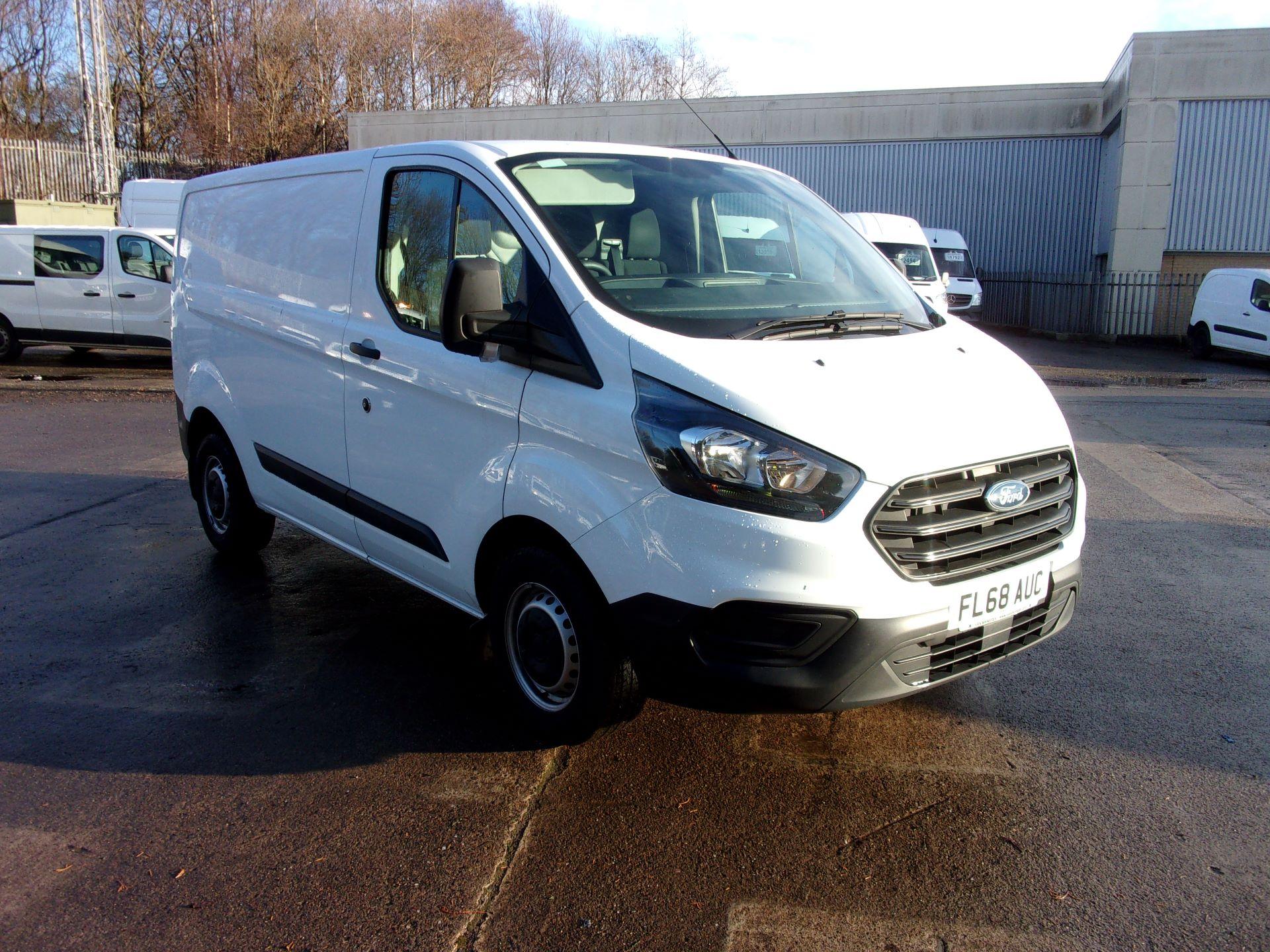 2018 Ford Transit Custom 300 L1 DIESEL FWD 2.0 TDCI 105PS LOW ROOF VAN EURO 6 (FL68AUC)