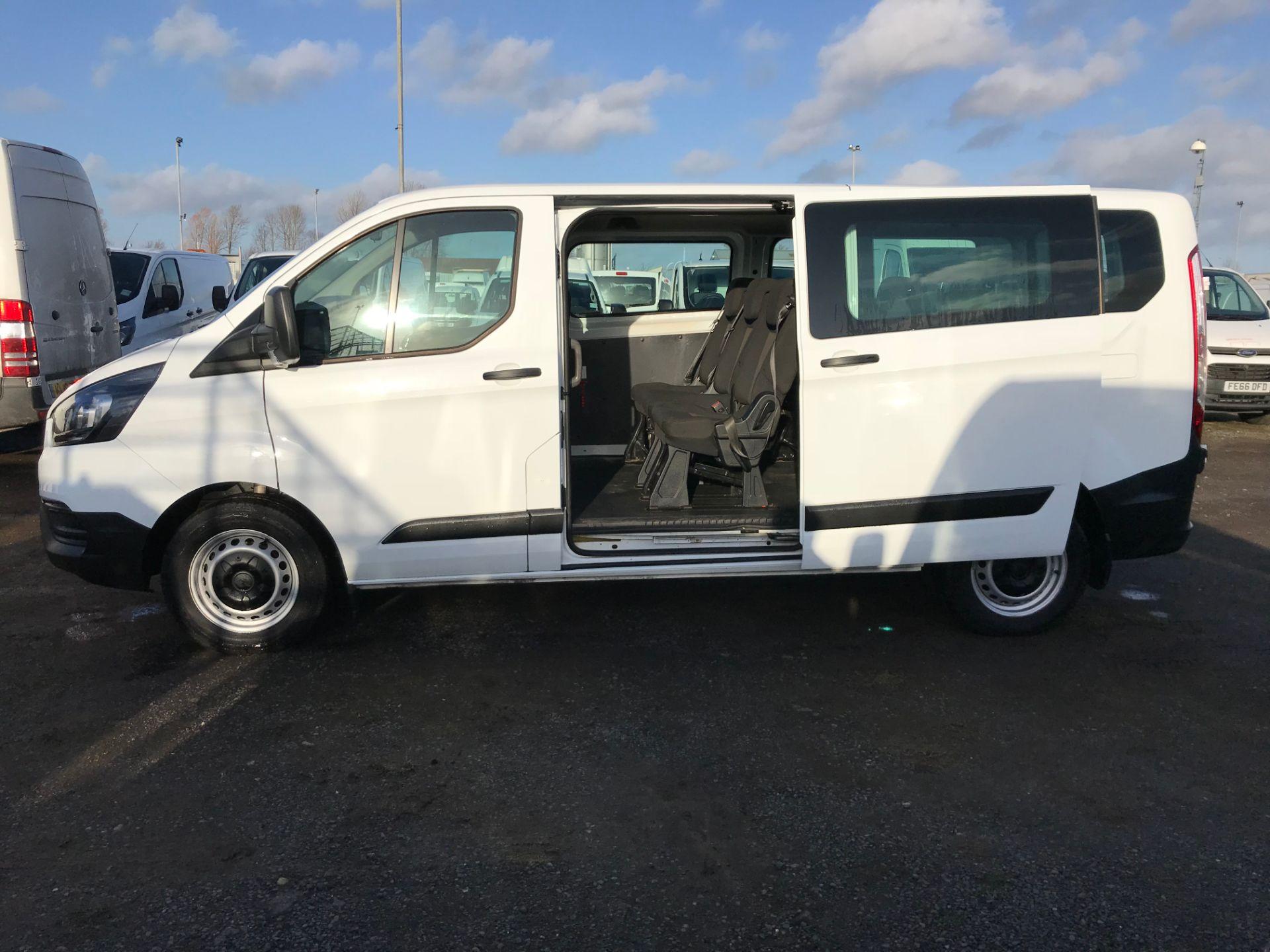 2018 Ford Transit Custom 2.0 Tdci 130Ps Low Roof Kombi Van (FL68AZF) Image 16
